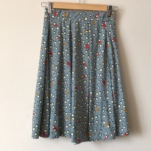 NWT XS Madison LuLaRoe Skirt